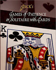 Games of Patience, or Solitaire with Cards by William B. Dick (Paperback, 2005)