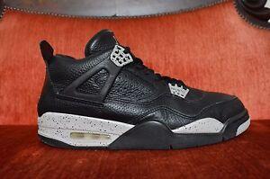 new concept 46479 ca713 Image is loading Nike-Air-Jordan-Retro-4-IV-Oreo-314254-