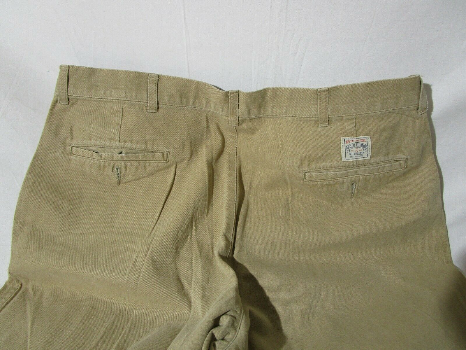 VINTAGE 90'S MEN'S POLO BY RALPH LAUREN CHINO DRE… - image 6