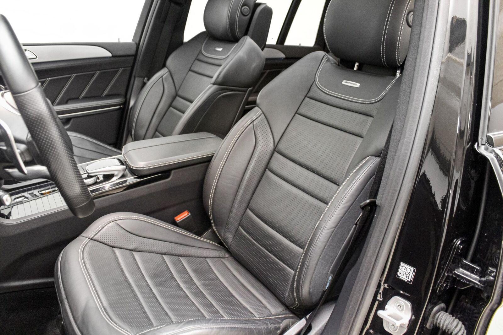Mercedes GLS63 AMG aut. 4Matic Van