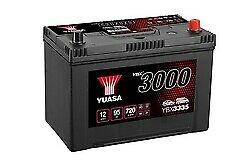 Yuasa YBX3335 Standard Battery