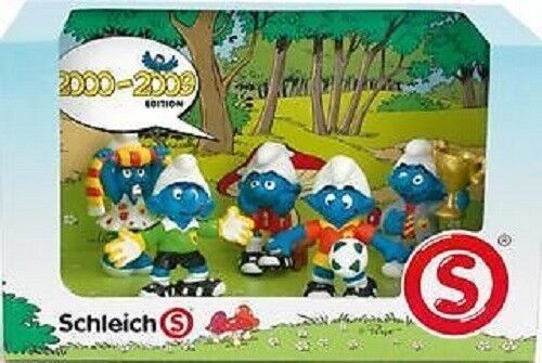 Smurf Decade Set 2000-2009 edition by Schleich