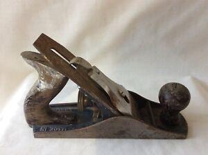 Vintage Wood Plane - RECORD No. 4