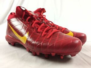 b8c3f5702 Nike Field General 3 Elite TD - Red Cleats (Men s 15) - Used