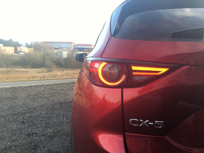Mazda CX-5 2,0 SkyActiv-G 165 Cosmo aut. - billede 3