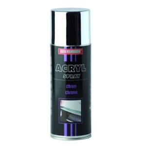 Chromefarbe-Chromspray-Chromlack-1-x-400ml-Spray-Spruehlack-Chrome-Troton-Silber