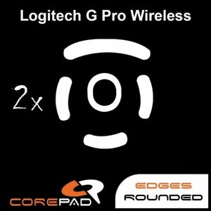 Details about Corepad Skatez Logitech G Pro Wireless Replacement mouse feet  Hyperglides