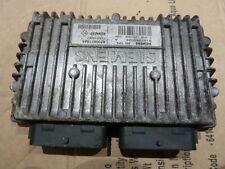 S105280028 A 8200071844 MEGANE GEARBOX SIEMENS ECU RENAULT