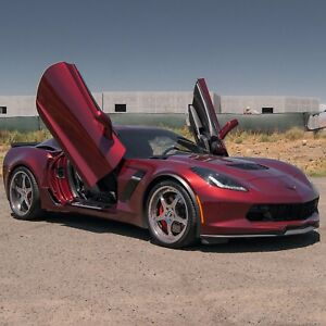 VDI Chevrolet Corvette C7 Stingray Lambo Door Conversion Kit / bolt ...