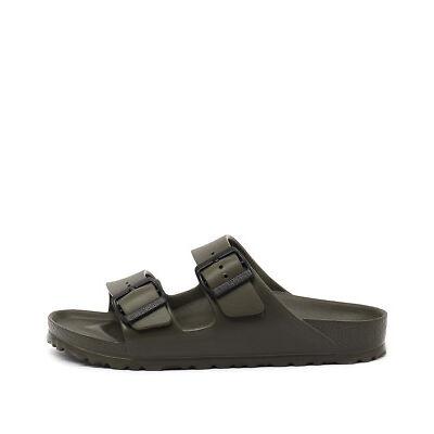 New Birkenstock Arizona Eva Khaki Womens Shoes Casual Sandals Sandals Flat
