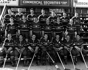 Montreal-Canadiens-1948-49-NHL-Season-Team-8x10-Photo