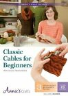 Classic Cables for Beginners: With Instructor Tabetha Hedrick by Tabetha Hedrick (DVD video, 2015)