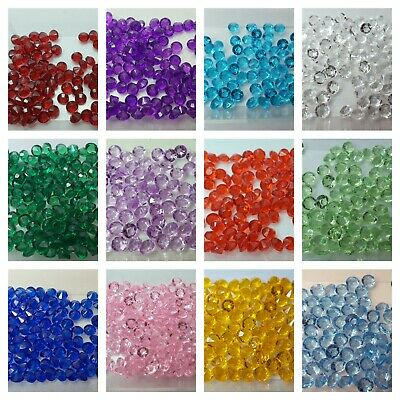 USA LOT 10pcs-4mm Red July Birthstone Crystals f//Origami Floating Charm Lockets