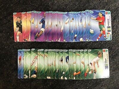 GERMANY 2006 FIFA WORLD CUP a choisir CARTE PANINI FOOT