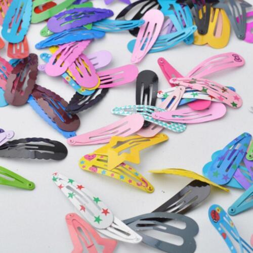 10stk Mädchen Haarspange Band Bogens Haarnadeln Kleinkind Kinder Niedlich M I6C7