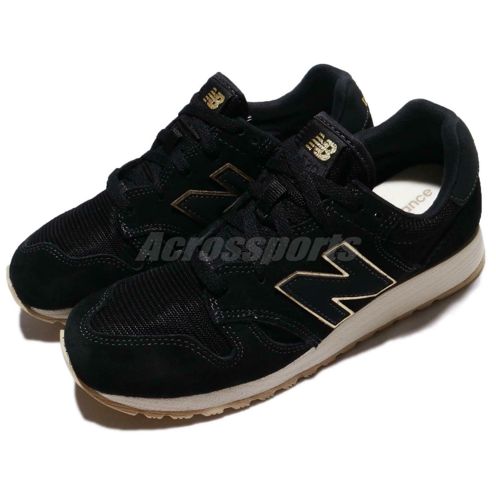 New Equilibrar WL520MR B 520 Negro Marfil Mujeres Corriendo Zapatos TENIS WL520 mrb