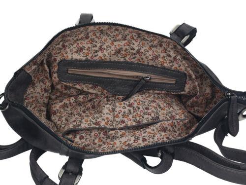 Betz Damen Handtasche PARIS 1 Henkeltasche Umhängetasche mit Reißverschluss