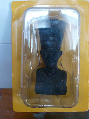 Asian Antiques Industrious Statua Antico Egitto Faraone Nefertiti Anubi Ra Piramide Sarcofago Soprammobile Fancy Colours