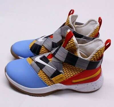 new arrival 731b5 d0712 Nike Lebron Soldier XII Flyease Men's Basketball Shoes, Size ...