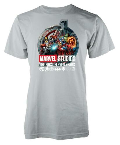 Marvellous Avengers The First Eleven Years Kids T Shirt