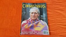 COWBOYS & INDIANS Magazine..Paul Newman The Antihero Unwrapped... Winter 1996