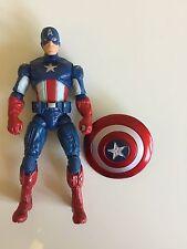 "Marvel Universe/Infinite/Legends Figure 3.75"" Film Captain America .N"