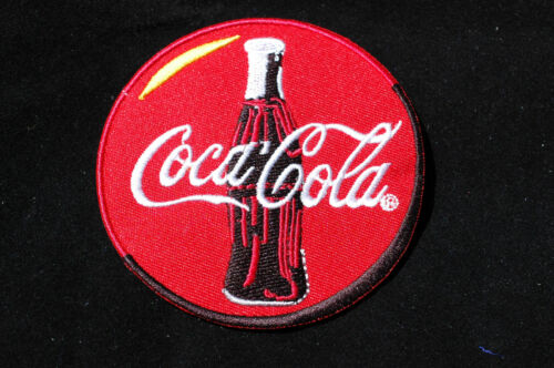Coke Cola Classic No785 Iron // Sew On Patch