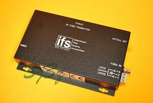 NEW IFS VT1500WDM-R3 Video Transmitter//Data receiver For Rack Mount