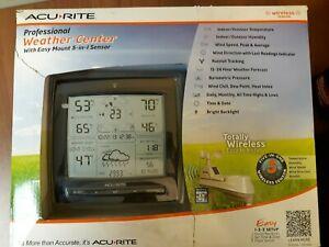 AcuRite-Digital-Weather-Station-Wireless-Outdoor-Sensor-Temp-Wind-Rain-and-More