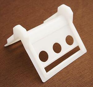 """16 HD Plastic Corner Edge Protectors f 2"""" - 4"""" Winch Straps Ratchet Strap Corner"""