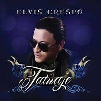 Tatuaje - Elvis Crespo (cd, 2015, Universal)