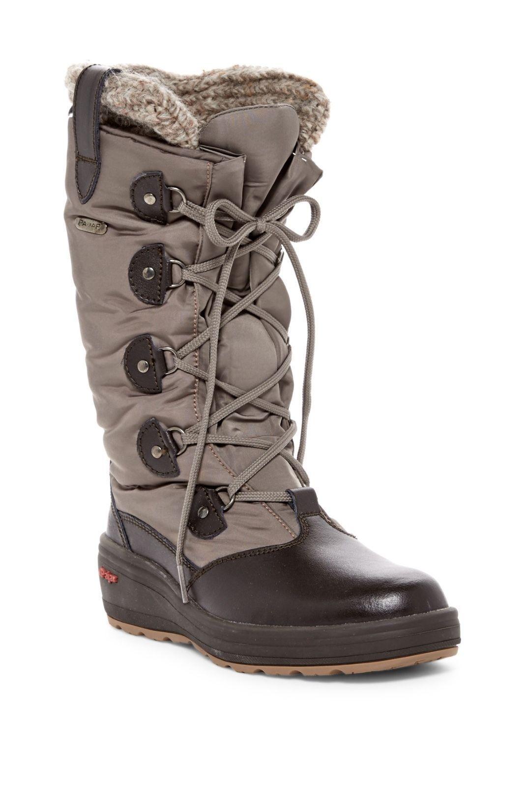 NIB 250 Pajar Oria Faux Fur Boot Farbe Braun (Taupe) Größe 38