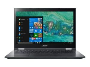 """Acer Spin 3 14"""" Laptop Intel Core i5-8265U 1.60 GHz 8 GB Ram 1 TB HDD Win10H"""
