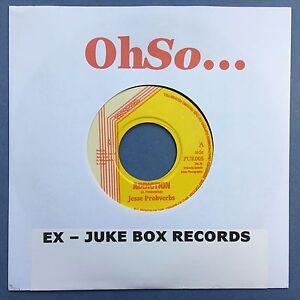 Jesse-Proverbi-Mis-Spelt-Addiction-PUR005-Jukebox-Pronto-Ex-Condizioni