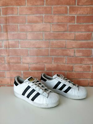clearance prices great deals 2017 official BOY'S KIDS ADIDAS SUPERSTAR WHITE TRAINERS SNEAKERS UK 3 EU ...