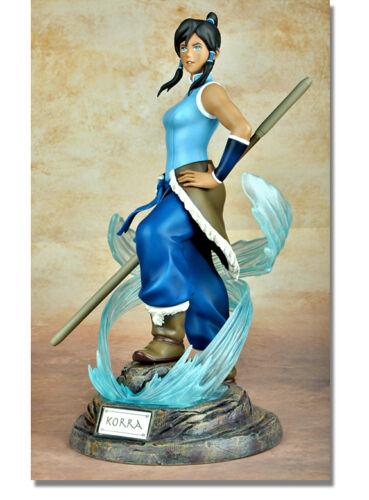 LEGEND OF KORRA Avatar Korra Collector Official Licensed Figure PVC Statue