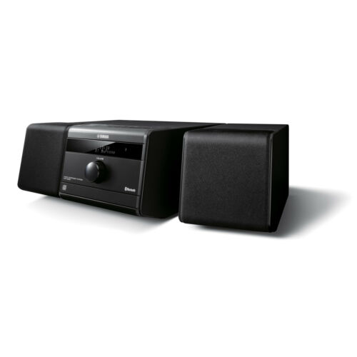 USB Aux-In AM//FM Radio Yamaha Compact Stereo System with CD player Bluetooth