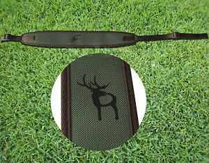 Tourbon-Non-slip-Rifle-Gun-Sling-Hunting-1680D-Padded-Straps-Green-Adjustable