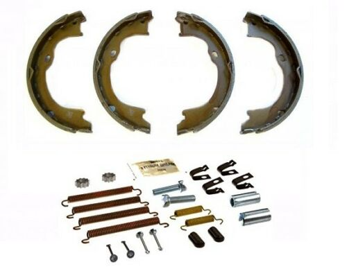 HAND BRAKE SHOES WITH FITTING KIT JEEP WRANGLER JK 2007-2017 3.6L