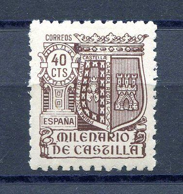 1944.espaÑa.edifil 975 Ic.nuevo Ohne Briefmarkenfalz(mnh). Variedades.cat üBerlegene Materialien