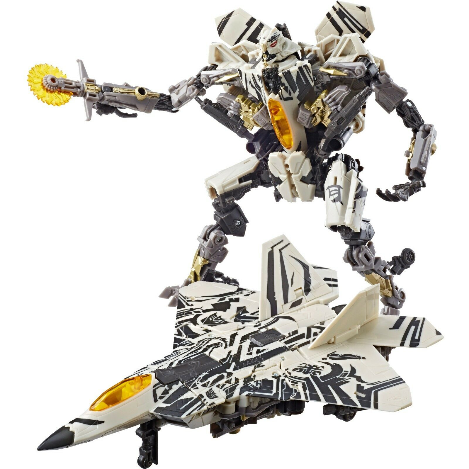 TRANSFORMERS Generations Movie Studio Series Voyager Starscream TF2 FIGURE NEW