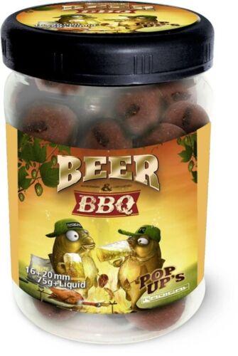 Quantum Radical Beer /& BBQ Pop Ups 75g