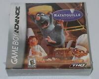 Game Boy Advance Sealed Ratatouille