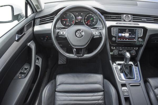 VW Passat 2,0 TDi 190 Highl. Variant DSG - billede 4