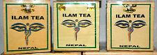 Pure Nepali Tea Ilam Organic Tea 1OO%  Puro Te Organico de Ilam . Black Tea .