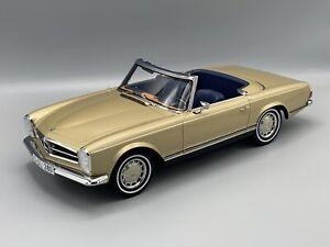 W113 Pagode 1968  1:12 Premium ClassiXXs   *NEW* gold Mercedes 280 SL