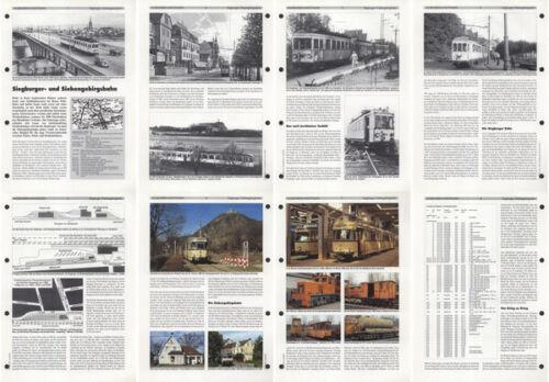 und Siebengebirgsbahn Siegburger und Schmalspurbahnen Neben N08-12