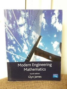 Modern-Engineering-Mathematics-by-Glyn-James-Like-new-condition