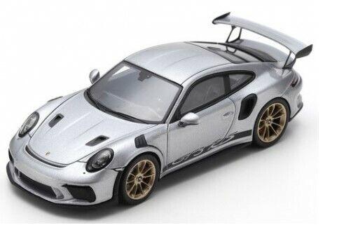 autorización oficial S7627 Spark 1 43 Porsche 911 GT3 RS 2018 coches coches coches modelo  Precio al por mayor y calidad confiable.