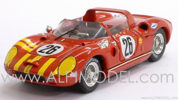 Ferrari 330 P Sebring 1965 Grossman - Hudson 1 43 ART 175